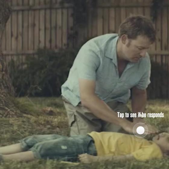 SJA & BBH combine to save the boy