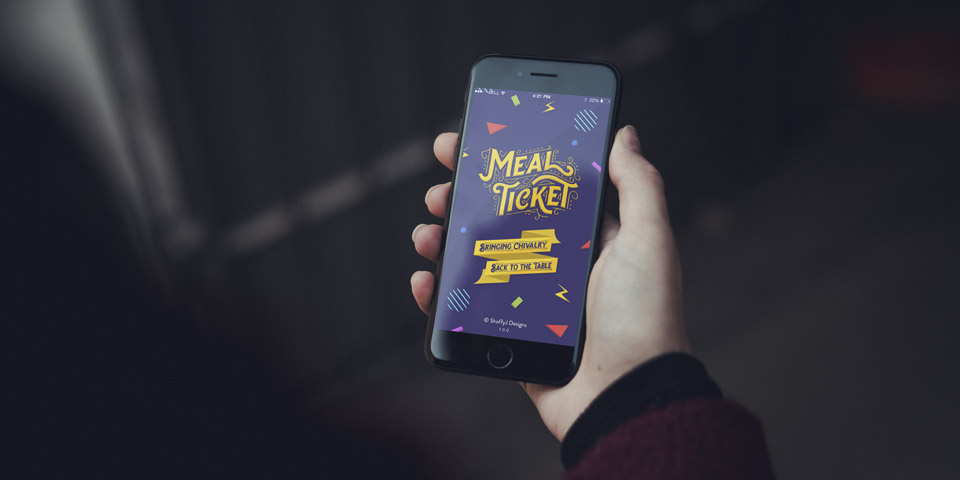Protected: Meal Ticket